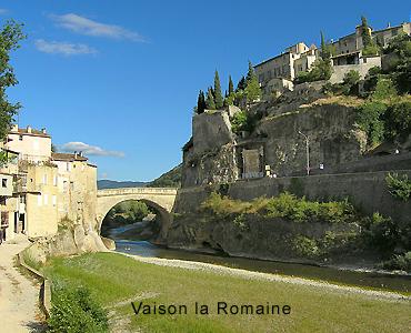 G te et chambres d 39 h tes rasteau c t cour - Office de tourisme de vaison la romaine ...