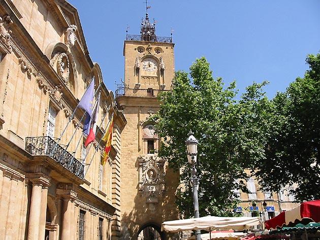 Photo clocher de l 39 glise d 39 aix en provence - Cours de cuisine aix en provence ...