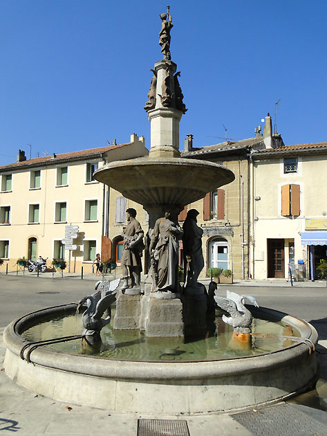 Photo Fontaine 224 Courth 233 Zon