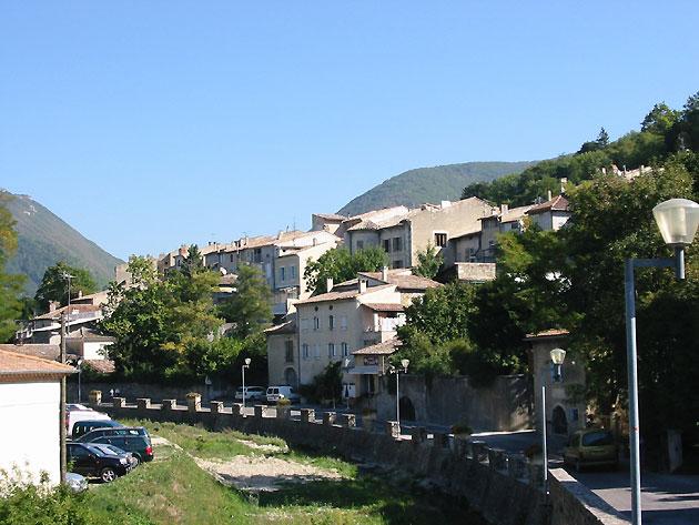 Photo Village De Dieulefit En Provence