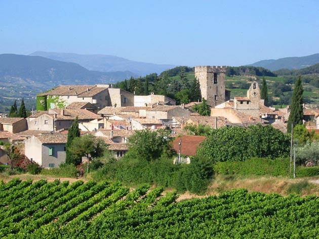 vaucluse village