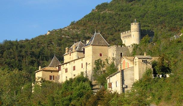 Château d'Aulan