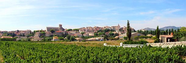 Caromb - Mont Ventoux