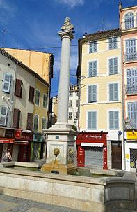 Draguignan var provence - Salon de provence nombre d habitants ...