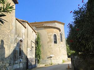 chapelle de paradou