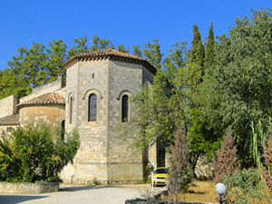 chapelle paradou alpilles