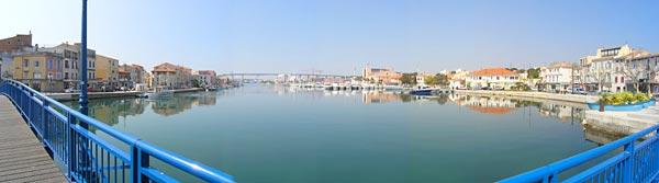 martigues, côte bleu, provence