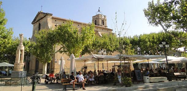 Maussane Restaurant La Place