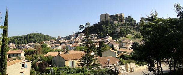 village de meyrargues