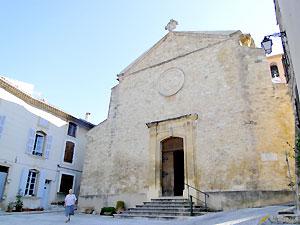 église de meyrargues