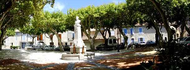 Village des Bouches du Rhône