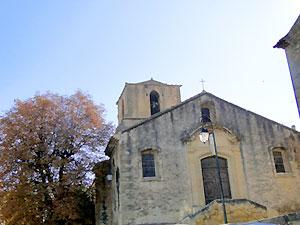 église peyrolles