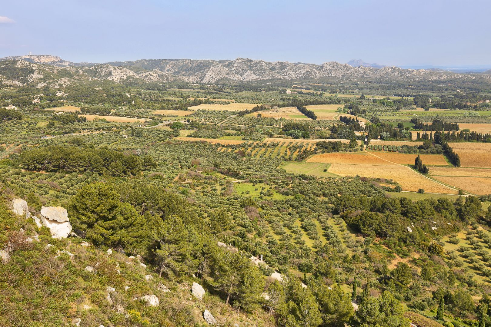 hotels alpilles