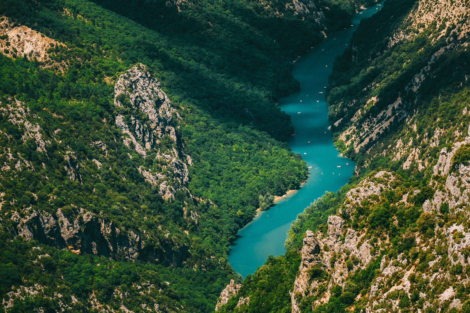 location gorges du verdon